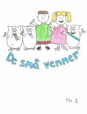 de små venner - Tegneserie