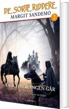 de sorte riddere 2 - der hvor ingen går - bog