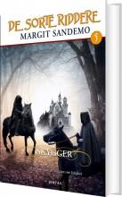 de sorte riddere 5 - skygger - bog
