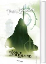 de sorte troldmænd #2: novicen - bog