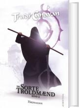 de sorte troldmænd #3: højmagien - bog