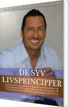 de syv livsprincipper - bog
