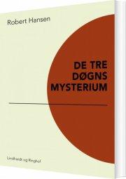 de tre døgns mysterium - bog