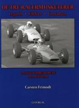 de tre racermusketerer - bog