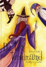 de tre troldmænd - bog