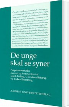Image of   De Unge Skal Se Syner - Jakob Balling - Bog