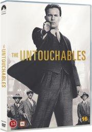 the untouchables / de uovervindelige - DVD