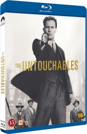 the untouchables / de uovervindelige - Blu-Ray