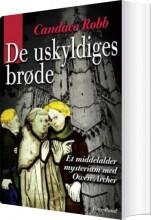 de uskyldiges brøde - bog