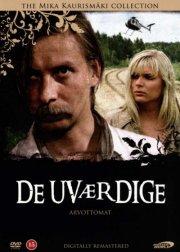 arvottomat / de uværdige - DVD