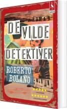 de vilde detektiver - bog