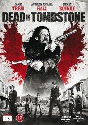 dead in tombstone - DVD