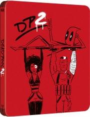deadpool 2 - steelbook - Blu-Ray