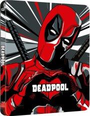deadpool - steelbook - Blu-Ray