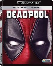 deadpool - 4k Ultra HD Blu-Ray