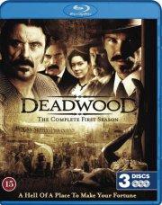 deadwood - sæson 1 - hbo - Blu-Ray