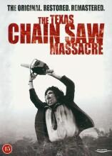 the texas chain saw massacre / motorsavsmassakren - DVD