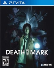death mark (import) - ps vita