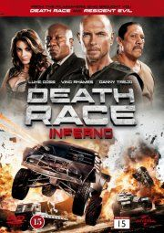 death race 3 - inferno - DVD