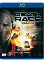 death race trilogy - Blu-Ray