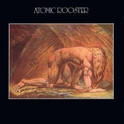 atomic rooster - death walks behind you - Vinyl / LP