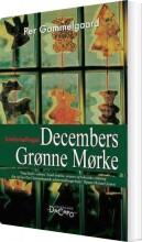 decembers grønne mørke - bog