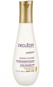 decleor - aroma cleanse youth cleansing milk 200 ml - Hudpleje