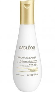 decleor aroma cleanse youth lotion skin tonic 200 ml - Hudpleje
