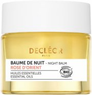 decleor - aroma night rose d` orient soothing night balm 15ml. - Hudpleje