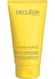 decleor aroma purete 2in1 purifying & exfoliating mask 50 ml - Hudpleje