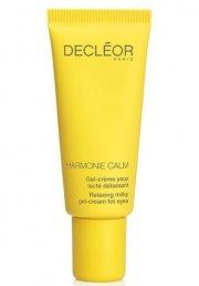 decleor - harmonie calm relaxing eye gel-cream 15 ml - Hudpleje