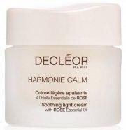 decleor - harmonie calm soothing light cream 50ml - Hudpleje