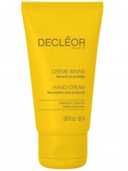 decleor - nourishing and soothing hand cream tube 50 ml - Hudpleje
