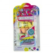 deco frenzy mousse - 5 stk - Kreativitet