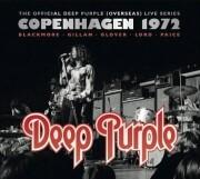 deep purple - live in denmark 1972 - cd