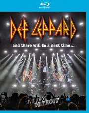 def leppard: and there will be a next time - live from detroit - Blu-Ray