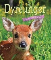 dejlige dyreunger - bog