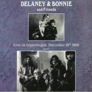 delaney & bonnie & friends - live in copenhagen december 10th 1969 - Vinyl / LP