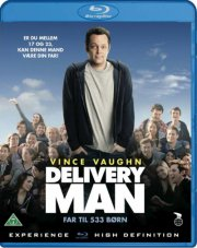 delivery man - Blu-Ray