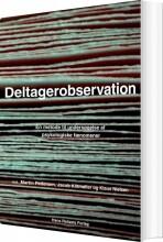 deltagerobservation - bog