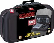 deluxe carrying case for snes classic edition - Konsoller Og Tilbehør