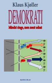 demokrati - mindst ringe, men mest udsat - bog