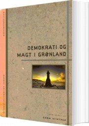 demokrati og magt i grønland - bog