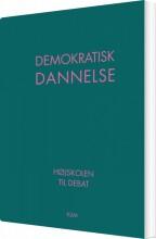 demokratisk dannelse - bog