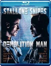 Image of   Demolition Man - Blu-Ray