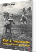 den 1. verdenskrig - bog