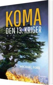 koma - den 13. kriger - bog