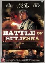 the battle of sutjeska - DVD