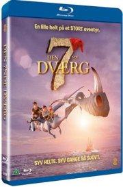 den syvende dværg / the 7th dwarf - Blu-Ray
