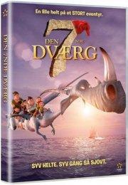 den syvende dværg / the 7th dwarf - DVD